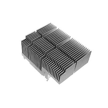 076-0901 Heatsink (Single Processor) for Power Mac G4 Early 2002 M8493 M8705LL/A, M8666LL/A, M8667LL/A (805-3705)