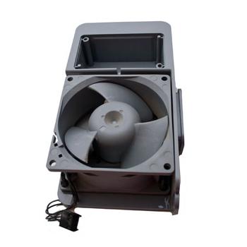 076-1116 PCI Fan for Power Mac G5 Early 2005 A1047 M9747LL/A, M9748LL/A, M9749LL/A