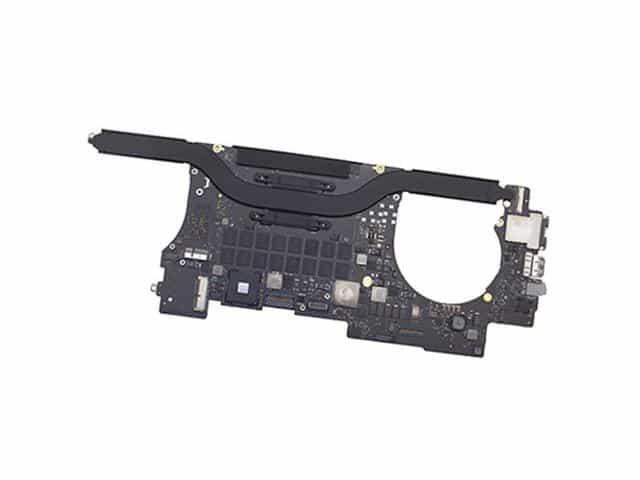661-02524 Logic Board 2.2GHz (16GB) for MacBook Pro 15 inch Mid 2015 A1398 MJLQ2LL/A, MJLT2LL/A, BTO/ CTO (820-00138-A)