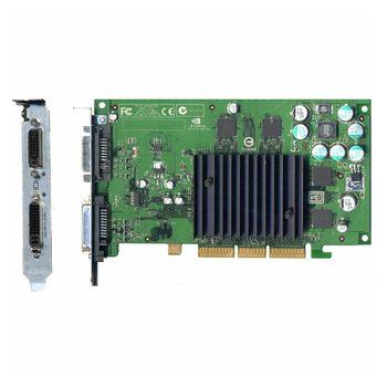 661-2815 Video Card 32MB NV18/GeForce 4MX (Dual ADC/DVI) for Power Mac G4 Mid 2002 M8570 M8787LL/A, M8689LL/A, M8573LL/A