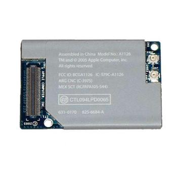 661-3692 Airport Extreme / Bluetooth Card for Power Mac G5 Early 2005 A1117 M9590LL/A, M9591LL/A, M9592LL/A (631-0171, 825-6685, 825-6653)