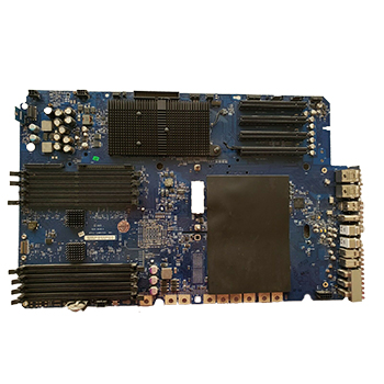 661-3725 Logic Board for Power Mac G5 Late 2005 A1117 M9590LL/A, M9591LL/A, M9592LL/A ( 820-1628 )