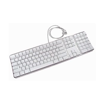 661-3800 Apple Wired Pro Keyboard (109 Keys - White) - AppleVTech Inc.