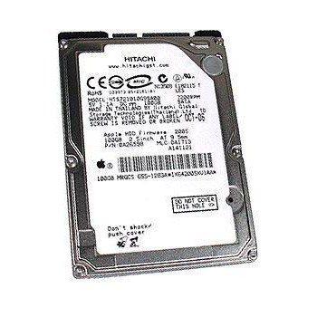 "661-4097 Apple Hard Drive 160GB (SATA) for MacBook Pro 17"" Late 2006"