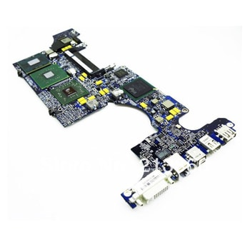 661-4235 Logic Board 2.33 GHz For MacBook Pro 17-inch Late 2006 A1212 MA611LL/A (820-2059-A)