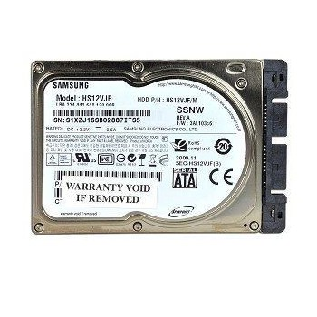 661-4751 Apple Hard Drive 120GB (SATA) for MacBook Air 13 inch Mid 2009 A1304