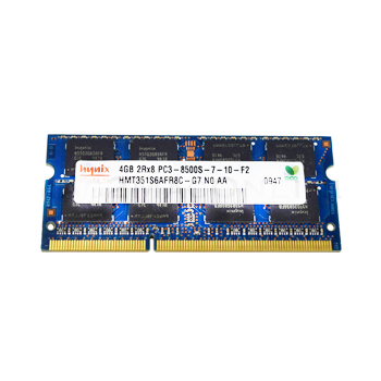 661-4988 Apple Memory 4GB DDR3 1066 MHz for iMac 20 & 24 inch A1224 A1225
