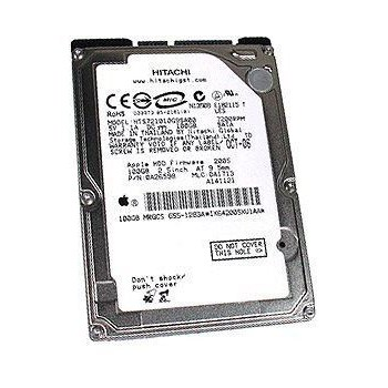 "661-5148 Apple Hard Drive 250GB (SATA) for MacBook Pro 17"" Late 2006 A1212"