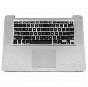 "661-5244 Apple Top Case (W/ Keyboard) for MacBook Pro 15"" Mid 2009 MC118LL/A"