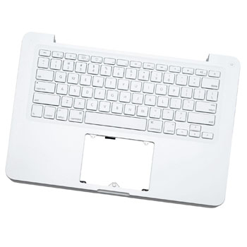661-5396 Top Case with Keyboard for MacBook 13-inch Late 2009 A1342 MC207LL/A