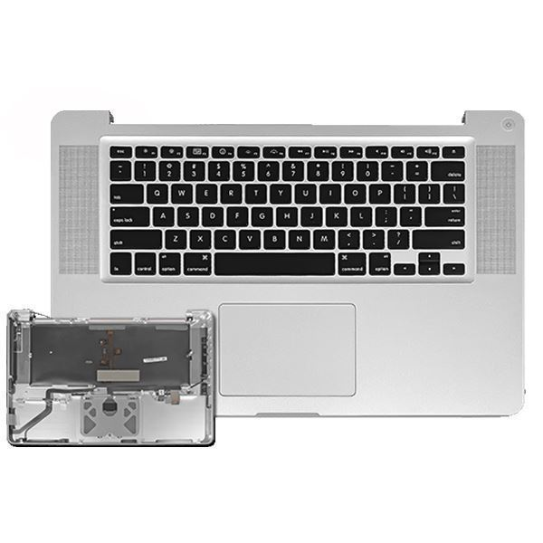 "661-5481 Apple Top Case (W/ Keyboard) for MacBook Pro 15"" Mid 2010 MC371LL/A"