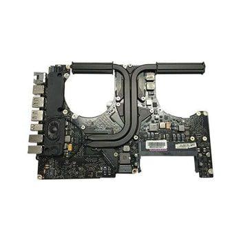 661-5526 Logic Board 2.66 GHz for MacBook Pro 17 inch Mid 2010 A1297 MC024LL/A, BTO/CTO (820-2849-A, 639-0972)