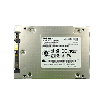 661-6334 Hard Drive 256GB (SSD) for MacBook Pro 15-inch Early 2011-Late 2011 A1286 MC721LL/A, MC723LL/A, MD035LL/A, MD318LL/A, MD322LL/A, BTO/CTO