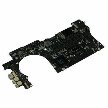 661-6481 Logic Board 2.3 GHz (8GB) For MacBook Pro 15-inch (Retina) Mid 2012 A1398 MC975LL/A, MC976LL/A, MD831LL/A (820-3332-A)