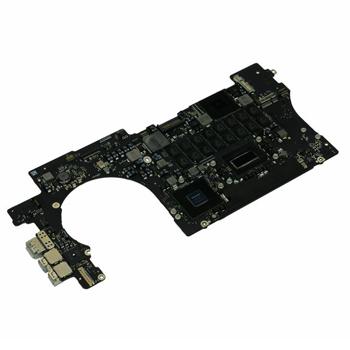 661-6485 Logic Board 2.6 GHz (16GB) for MacBook Pro 15 inch Mid 2012 A1398 MC975LL/A, MC976LL/A, MD831LL/A ( 820-3332-A )