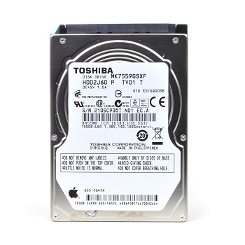 661-6497 Apple Hard Drive 1TB for MacBook Pro 13 inch Mid 2012