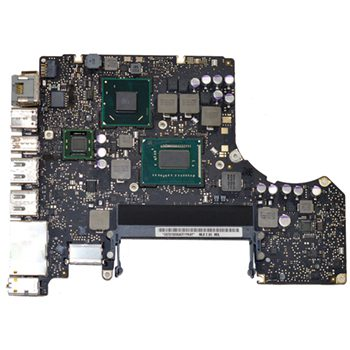 661-6588 Logic Board 2.50 GHz for MacBook Pro 13-inch Mid 2012 A1278 MD101LL/A, MD102LL/A, MD101LL/A, MD102LL/A (820-3115-B)