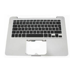 661-6595 Top Case (W/ Keyboard) for MacBook Pro 13-inch Mid 2012 A1278 MD101LL/A, MD102LL/A