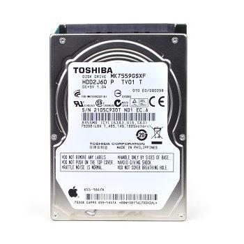 661-7023 Hard Drive 500GB (Lower Bay) for Mac Mini Late 2012 A1347 MD387LL/A, MD388LL/A