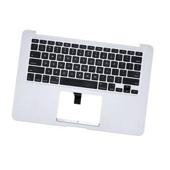 661-7480 Top Case (w/ Keyboard) for MacBook Air 13-inch Mid 2013-Mid 2017 A1466 MD760LL/A, MD760LL/B, MF068LL/A MJVE2LL/A, MJVG2LL/A MQD32LL/A, MQD42LL/A, Z0UU1LL/A