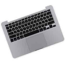 "661-8154 Apple Top Case (w/Battery) MacBook Pro 13"" Mid 2014 A1502 MGX72LL/A"