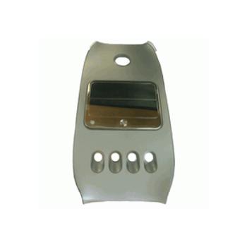 922-5789 Front Panel (W/ Optical Drive Bezel) for Power Mac G4 Early 2003 M8570 M8839LL/A, M8840LL/A, M8841LL/A