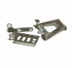 """922-7544 Optical Drive Rear Bracket For Macbook Pro 17"""" Early 2008 A1261 MB166LL/A, BTO/CTO"""