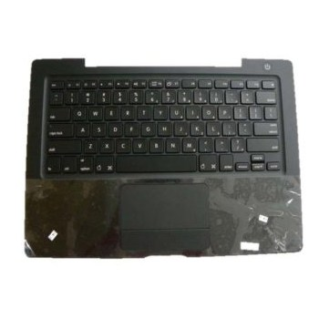 "922-8126 Apple Top Case with Keyboard (Black) MacBook 13"" Mid 2007 MB061LL/A"