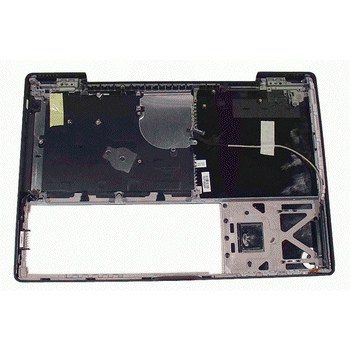 "922-8247 Apple Bottom Case (Black) for MacBook 13"" Mid 2007 A1181 MB061LL/A"