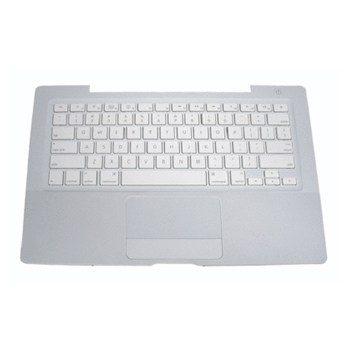 "922-9550 Apple Top Case W/Keyboard MacBook 13"" Mid 2009 (White) MC240LL/A"