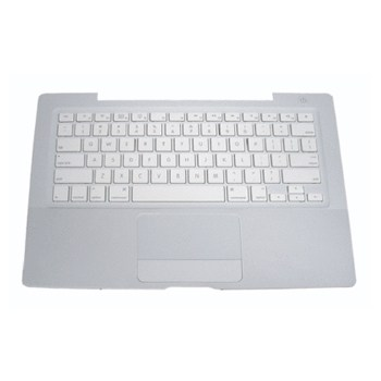 "922-9550 Apple Top Case W/Keyboard MacBook 13"" Mid 2009 (White) MC240LL/A"