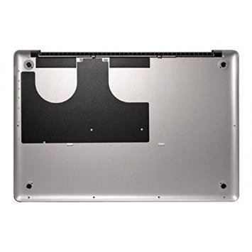 922-9754 Bottom Case for MacBook Pro 15-inch Early 2011-Late 2011 A1286 MC721LL/A, MC723LL/A, MD035LL/A, MD318LL/A, MD322LL/A, BTO/CTO (604-1840, 613-7739, 613-8251)