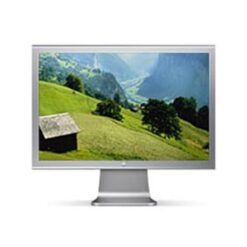 "Cinema Display 20"" (Aluminum-DVI) Early 2004 A1081 M9177LL/A"