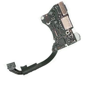 """661-5793 Apple I/O Board Macbook Air 11"""" Late 2010 A1370 MC505LL/A"""