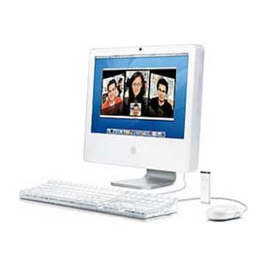 "iMac 17"" Late 2006 A1195 MA710LL/A"