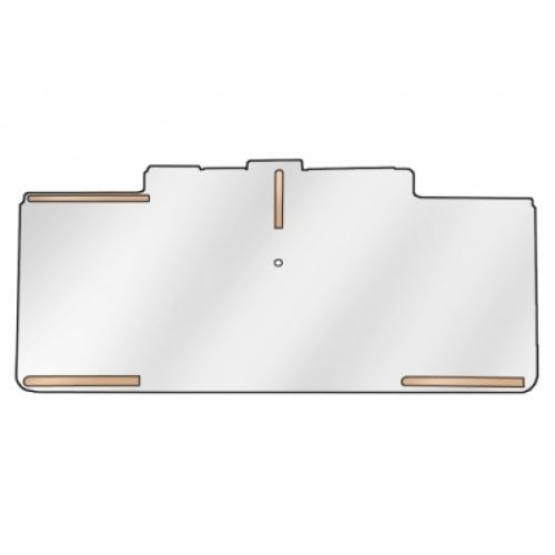 922-9735 Apple Battery Cover for Macbook Air 13-inch Early 2014 A1466