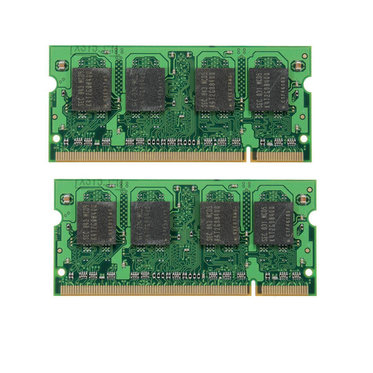 """661-4338 2GB SDRAM DDR2-667, SO-DIMM For MacbooK Pro 15"""" Late 2007 A1226 MA896LL/A"""