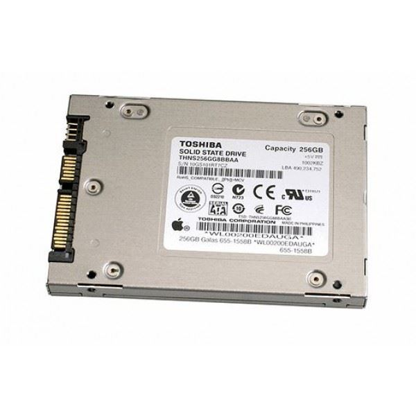 "661-5522 Apple Hard Drive 256GB (SSD) for iMac 27"" Mid 2010 A1312"