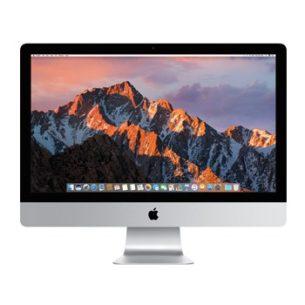 "Apple iMac 27"" Mid 2017 intel 4.2 GHz Core i7 Quad-Core / 8GB - AppleVTech Inc,"