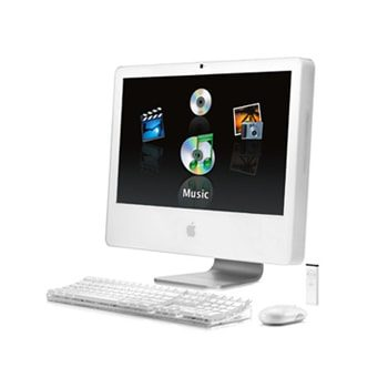 "iMac 17"" Early 2006 A1173 MA456LL/A, MA199LL/A, MA456LL/A, BTO/CTO"
