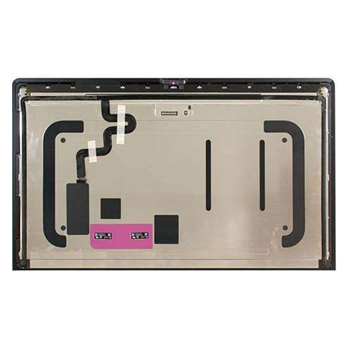 661-00200 LCD Panel and Front Glass Assembly for iMac 27-inch Mid 2015 A1419 MF885LL/A (LM270QQ1 SD A2)