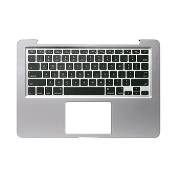 661-6075 Top Case with Keyboard for MacBook Pro 13-inch Late 2011 A1278 MD313LL/A, MD314LL/A (613-8959-C)