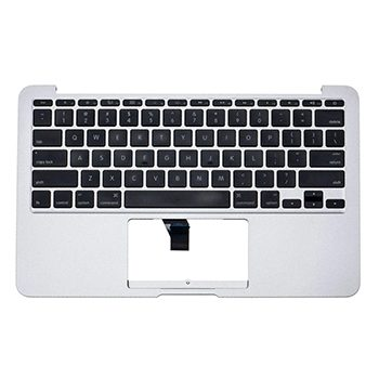 661-02243 Top Case with (Space Gray) for MacBook 12-inch Early 2015 A1534 MJY32LL/A, MJY42LL/A (613-01195-B)