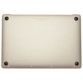 661-02278 Bottom Case (Gold) for MacBook 12-inch Early 2015 A1534 MK4M2LL/A, MK4N2LL/A