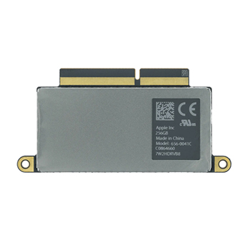 661-05111 Hard Drive 256GB (SSD) for MacBook Pro 13-inch Late 2016 A1708 MLL42LL/A, MLUQ2LL/A