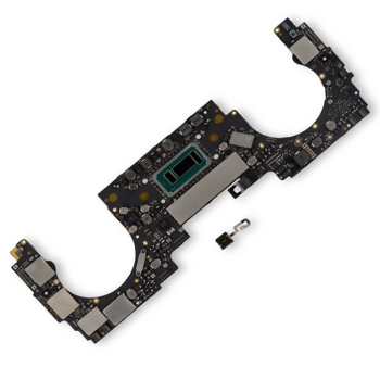 661-07652 Logic Board 3.1 GHz (8GB) - 512GB for MacBook Pro 13-inch Mid 2017 A1706 MPXW2LL, MPXY2LL