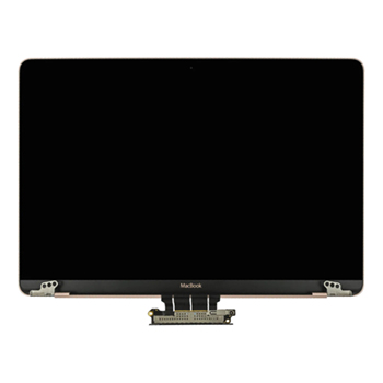 661-06786 Display Assembly (Silver) for MacBook 12-inch Mid 2017 A1534 MNYH2LL/A, MNYJ2LL/A