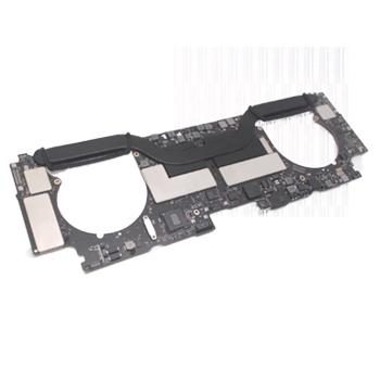661-07761 Logic Board 2.8 GHz (16GB) - 256GB/Radeon 555 for MacBook Pro 15-inch Mid 2017 A1707 MPTR2LL/A, MPTU2LL/A (820-00928)