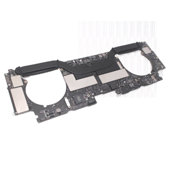 661-07765 Logic Board 2.8 GHz (16GB) - 512GB/Radeon 555 for MacBook Pro 15-inch Mid 2017 A1707 MPTR2LL/A, MPTU2LL/A (820-00928)