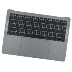 661-05114 Top Case (Space Gray) for MacBook Pro 13-inch Late 2016 A1708 MLL42LL